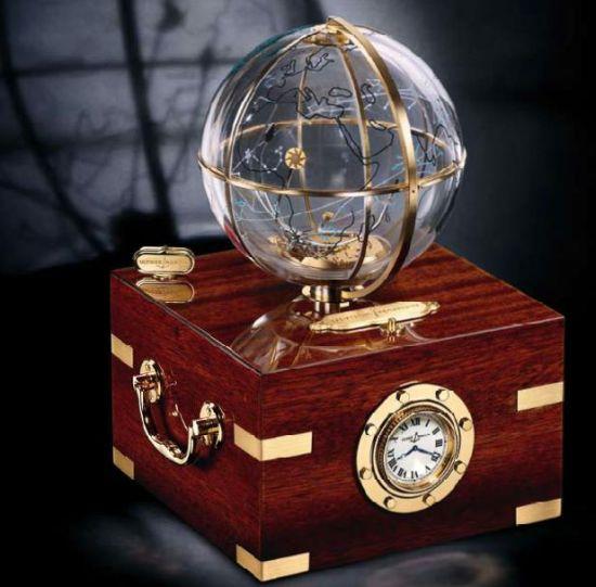 Настольные часы «Planet Earth» от Ulysse Nardin