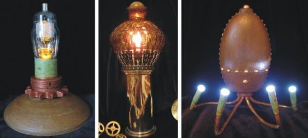 """""""Свет стиля"""". Лампы, и не только. (Фото 48)"""