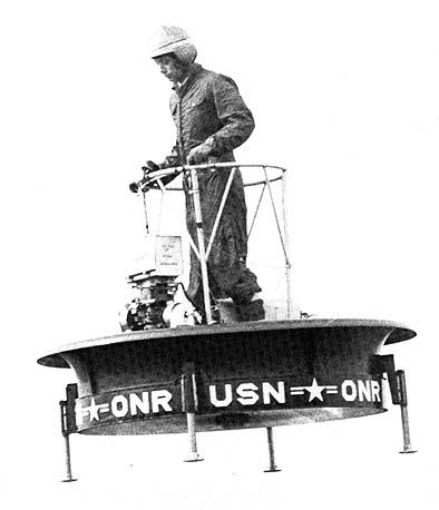 "Hiller VZ-1 Pawnee или ""летающий кулер"" (проба пера)"