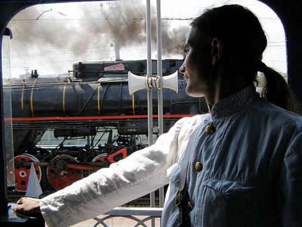Музей железнодорожной техники Фототчёт (Фото 9)