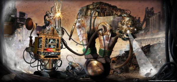 Ржавый цирк