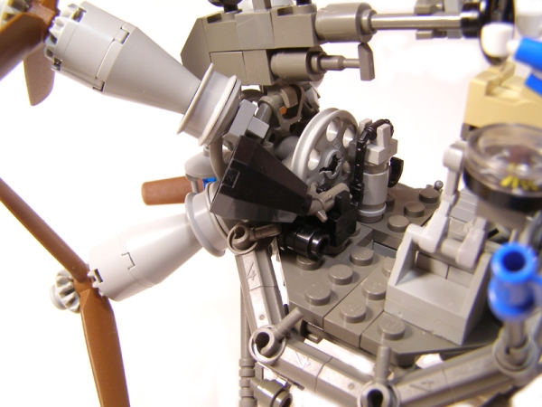Подборка Lego-конструкций. Часть вторая. (Фото 10)