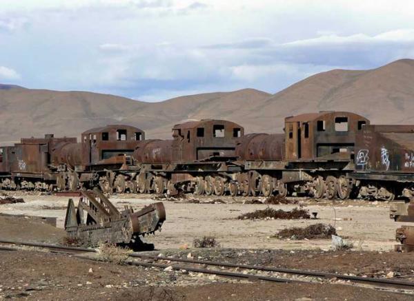 Пески забвения.... (Фото 4)