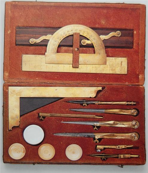 Чертёжные инструменты