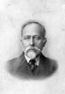 Аристамен Михайлович Марузи, инженер путей сообщения. г. Новониколаевск.