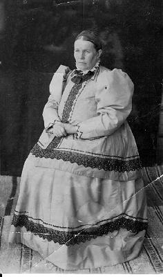 Горожанка. г. Якутск 1898г.