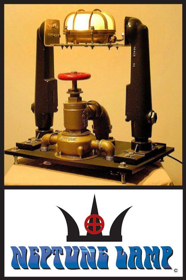 Эстетика  Fallout или тяжелая индустрия  лампостроения. (Фото 12)