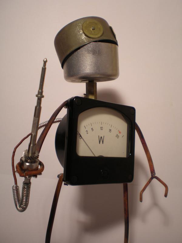 """Робот """"Гоша"""" лихой и немного придурковатый (Фото 3)"""