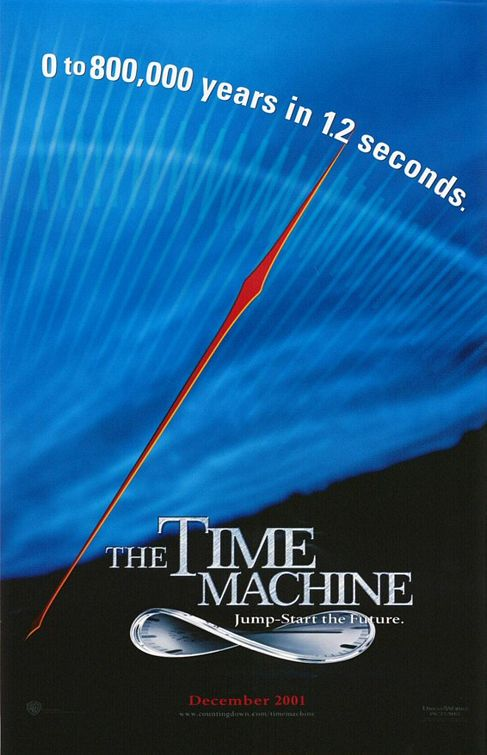 Машина времени / The Time Machine (Саймон Уэллс / Simon Wells) , 2002 (Фото 14)