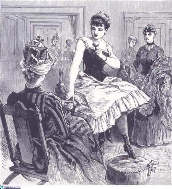 Иллюстрации из викторианских журналов (Фото 5)