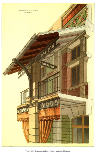 Details of Victorian Architecture. Викторианская архитектура в проектах. (Фото 9)