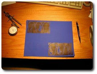 Распечатываем на Press-n-Peel blue