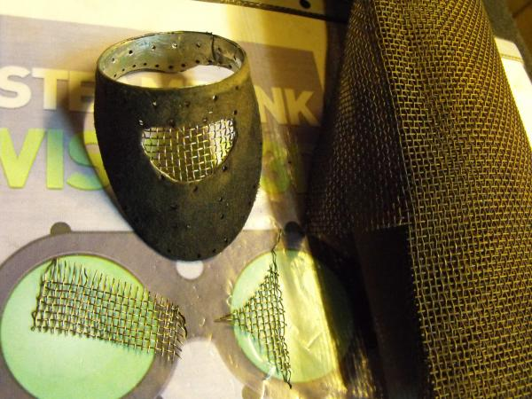 "Гогглы   Монте Кристо  для конкурса  ""STEAMPUNK-VISION 3D"" от NVIDIA .  № 1 (Фото 23)"