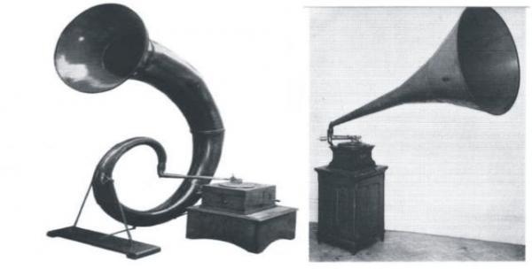 """Auxetophone или """"колебание воздуха"""""""