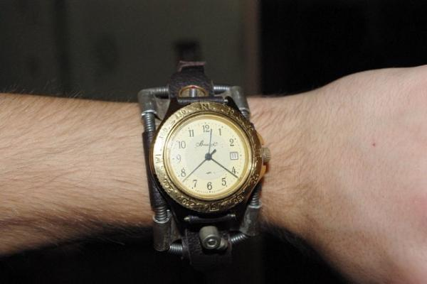 Пара часов или первые опыты. (Фото 2)