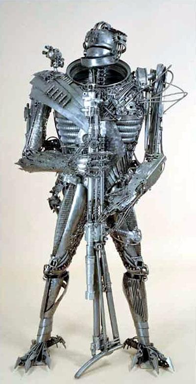 Живой металл Юрия Шурупова. (Фото 18)