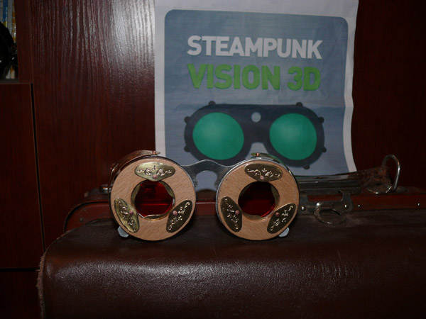 """Eclipse"" - ворклог для конкурса ""Steampunk Vision 3D"" от NVIDIA (Фото 28)"