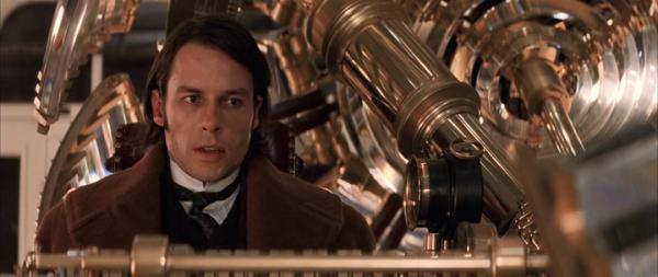 Машина времени / The Time Machine (Саймон Уэллс / Simon Wells) , 2002 (Фото 2)