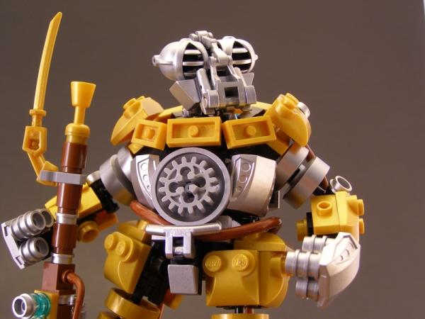Подборка Lego-конструкций. Часть первая. (Фото 12)
