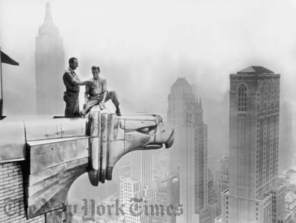 фото Нью-Йорка начала 20го века (Фото 2)