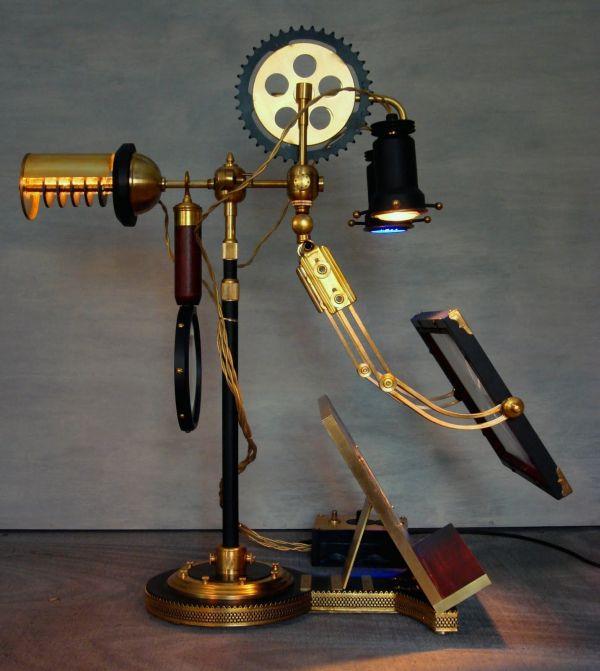 Лампа Капитана Донована (Фото 2)