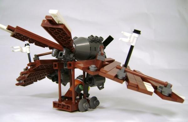 Подборка Lego-конструкций. Часть первая. (Фото 8)