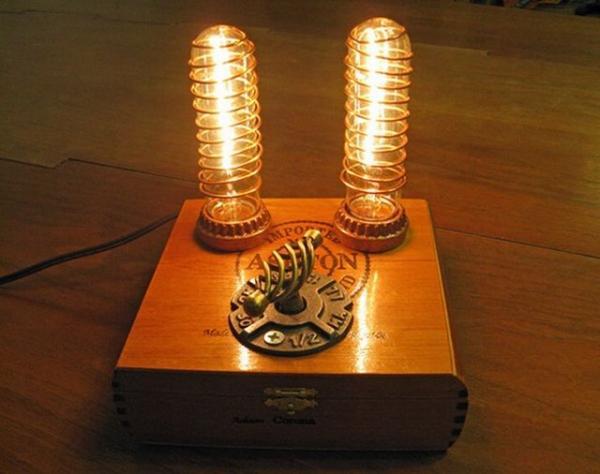 """""""Свет стиля"""". Лампы, и не только. (Фото 31)"""