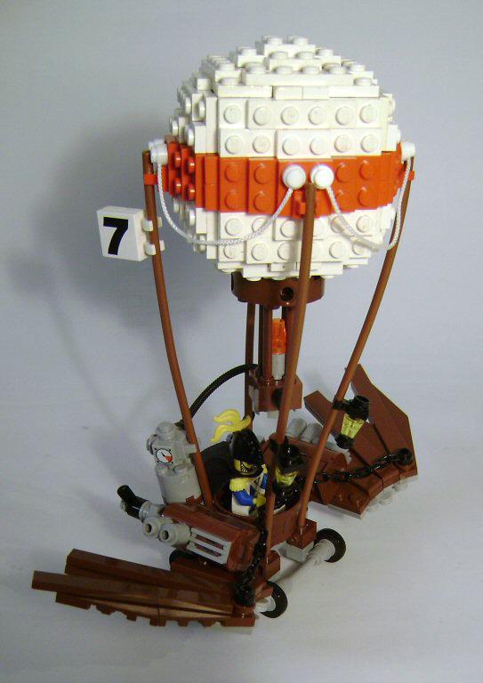 Подборка Lego-конструкций. Часть первая. (Фото 4)