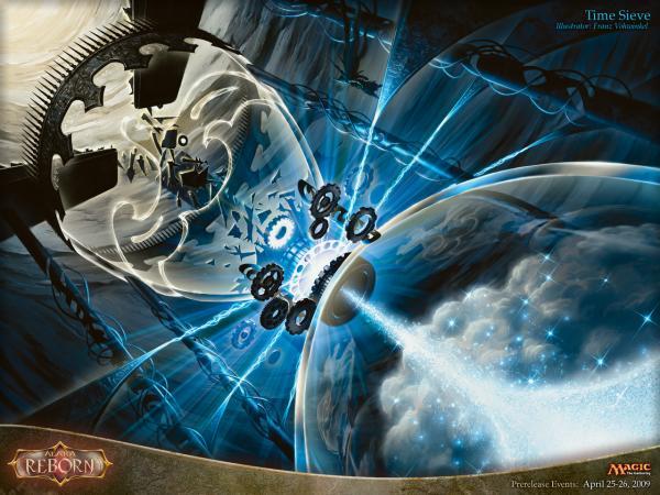 Steampunk во вселенной Magic: the Gathering (Фото 10)
