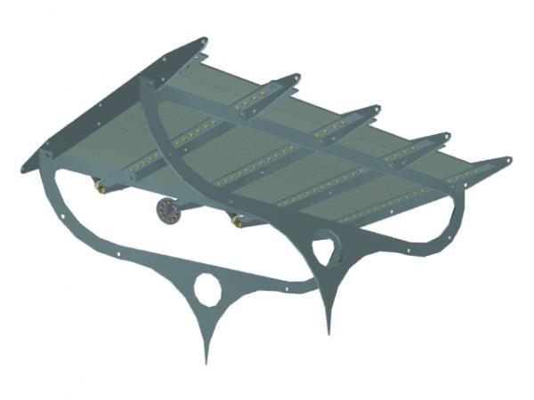 Летучий корабль 2 (3D-модель шаг за шагом) (Фото 23)