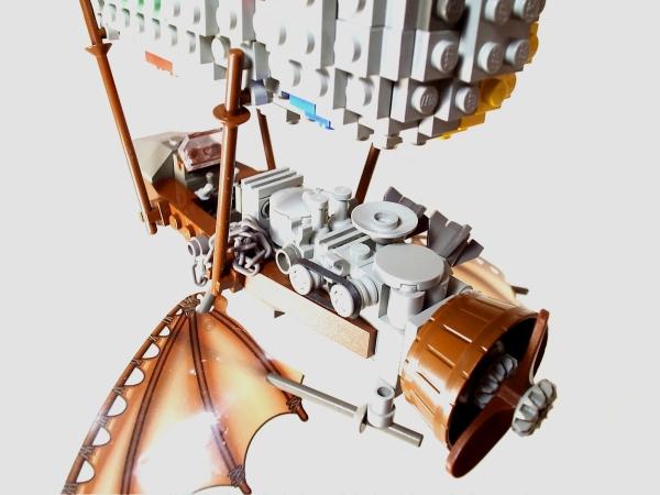 Подборка Lego-конструкций. Часть вторая. (Фото 30)