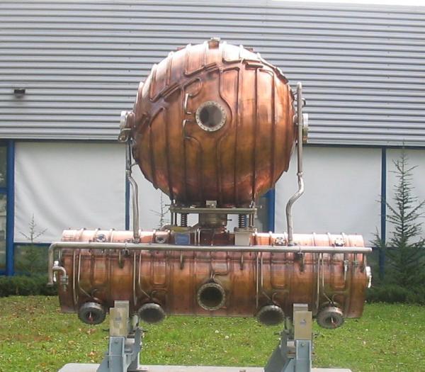 Ядерная физика в стиле