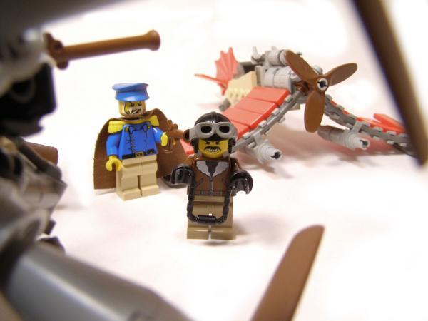 Подборка Lego-конструкций. Часть первая. (Фото 17)