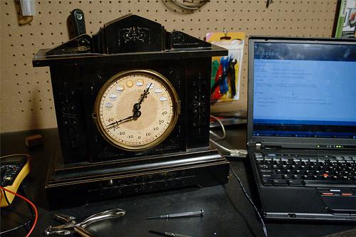 Antique Weather Clock (Фото 2)