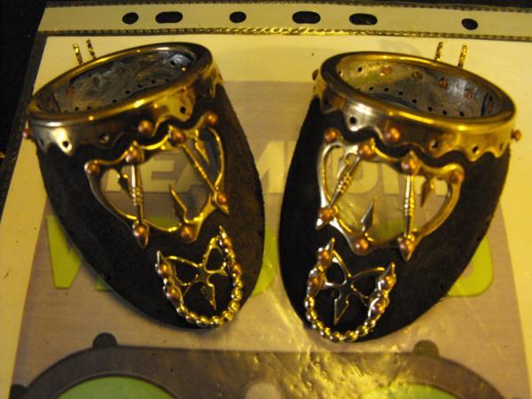 "Гогглы   Монте Кристо  для конкурса  ""STEAMPUNK-VISION 3D"" от NVIDIA . №2 (Фото 17)"