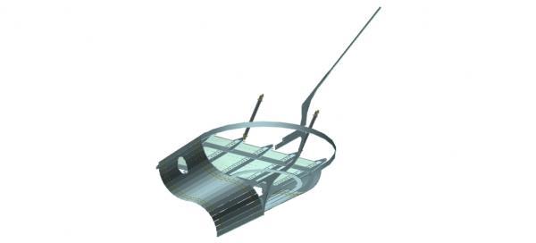Летучий корабль 2 (3D-модель шаг за шагом) (Фото 29)