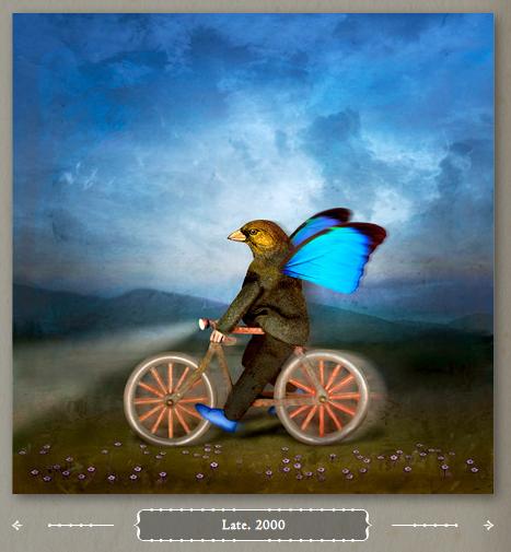 Мэгги Тейлор  /Maggie Taylor/  Милый дамский сюр (другой вариант) (Фото 33)