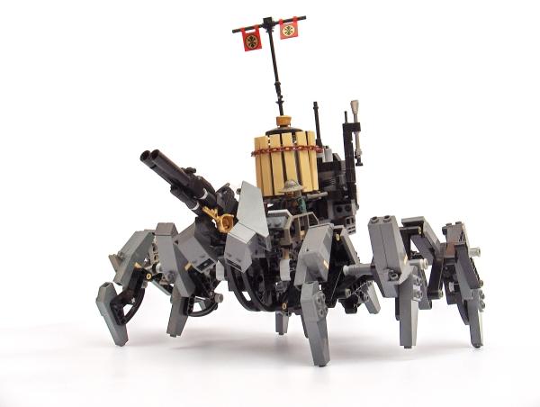 Подборка Lego-конструкций. Часть первая. (Фото 29)