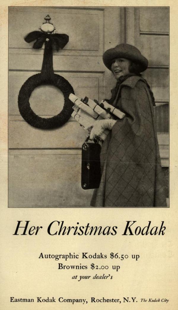 Реклама Kodak (Фото 11)