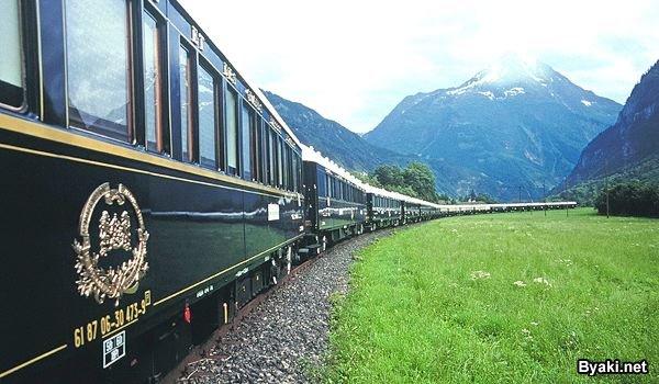 Арт-декор поезда (Фото 2)