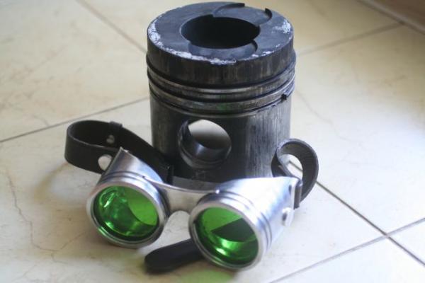 """""""Dieselpunk Vision"""" of Steamimpactor. Фотосет. (Фото 16)"""