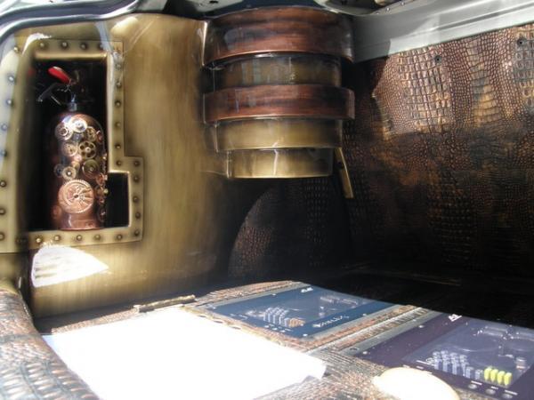 Lada Kalina Steampunk Edition (Фото 2)