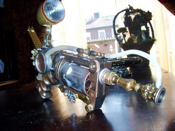 Steampunk weapon! (Фото 14)