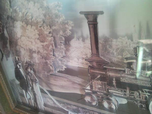 Прибытие паровоза и балеринки (Фото 8)