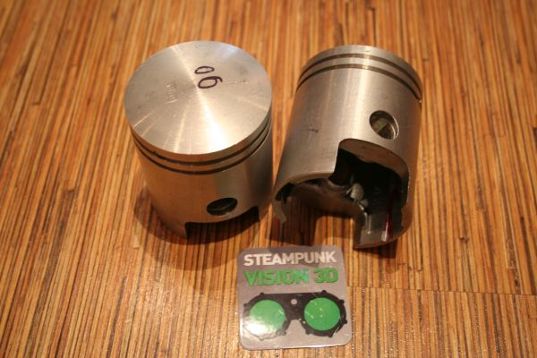 """Ворклог """"Dieselpunk Vision"""" of Steamimpactor"""