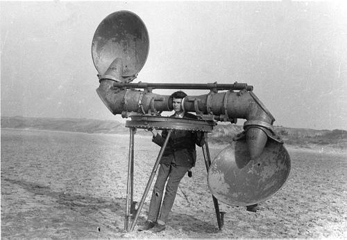 Звуковые локаторы (Фото 9)