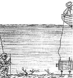 первая подводная съемка