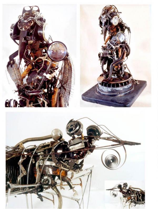 Cкульптура Андрея Северинко (Фото 16)