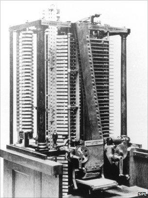 """Новость: """"Компьютер"""" Бэббиджа будет построен в Великобритании (Фото 2)"""