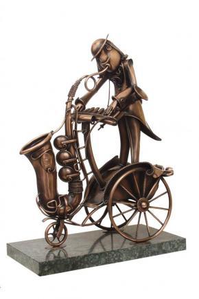 Скульптуры из листового металла(часть 2) (Фото 3)
